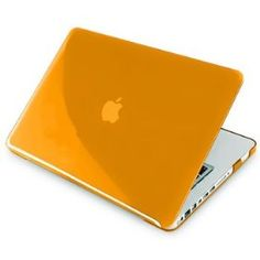 Juiced Systems 15inch Macbook Pro Orange Color Shell. Great accessory for any macbook pro.
