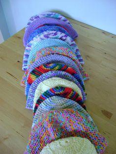Cap Chemo Free Knit Pattern - 4600 Free Patterns