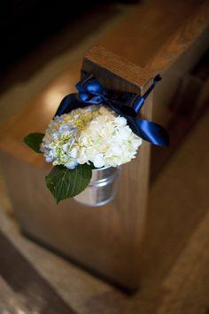 pew decor, aisle decor, wedding decor, wedding aisle, wedding flowers