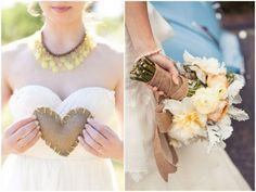 Beautiful Burlap Wedding Ideas