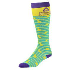 Reebok CrossFit Socks bring fun to a tough workout!