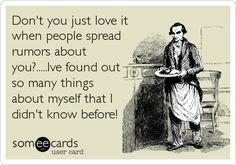 :) haha true!