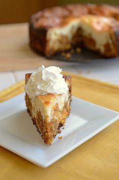 Carrot Cake Cheesecake!