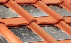 Teja solar, ecología y diseño.
