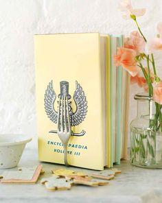 Fork Book Ends / Sweet Paul