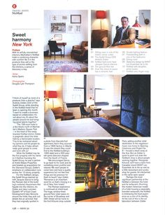 be-pôles - Nomad Hotel - NYC - Monocle Magazine