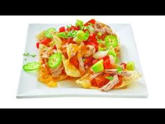 Light Nachos Recipe