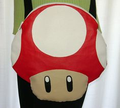 Handmade Game Controller, Mario And Zelda Bags (more linked)