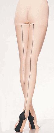 Cuban Heel #Pantyhose