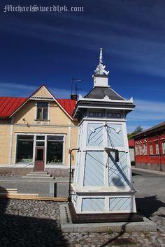 Old Rauma. Finland