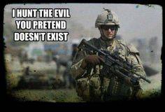 I thank God for our military. - MilitaryAvenue.com