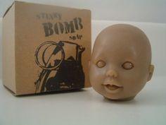 HA 2013 vendor Stinkybomb soap