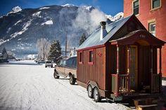 !! Mobile tiny house