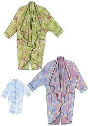Birch Steet Clothing : Ethnic / Cocoon Coat