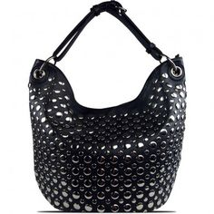 Susan Nichole Vegan Handbag Bella in Black