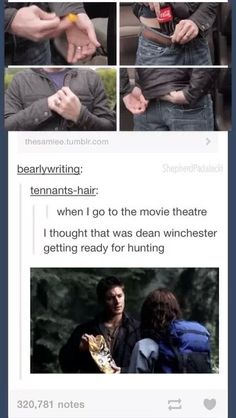 A gif for everything... #Supernatural