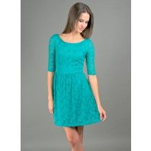 Only A Moment Dress-Jade - $48.00