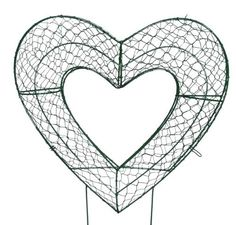 Heart Frame Topiary $12.80