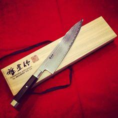 Masanobu VG-10 Gyutou Knife