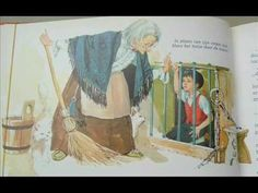 Hans en Grietje - Sprookje van De gebroeders Grimm