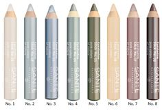 Sante Eyeshadow Stick. Fragrance-free, gluten-free, vegan. Available @ Well.ca & Goodroots.com #fragrancefree #unscented #scentfree #glutenfree #vegan