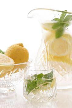 My Spa Water Blog   The Health Benefits of Drinking Lemon infused Water