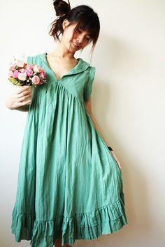 Fun Day Dress - DIY sewing