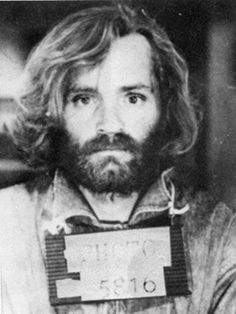 Charlie Manson, who never touched his victims or murdered them