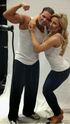 Natayla and Tyson Kidd