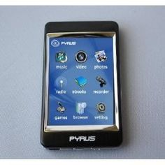 Pyrus Electronics 4gb Mp3/mp4/mp5 Player with 2.8 Inch Touch Screen and All Stainless Steel Casing - Black.    http://www.amazon.com/gp/product/B001RA1FN8/ref=as_li_ss_tl?ie=UTF8=whidevalmcom-20=as2=1789=390957=B001RA1FN8