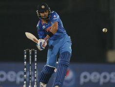 Virat Kohli smashes 73 as India beat England by 20 runs