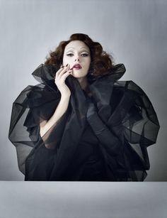 Scarlett Johansson + Tim Walker Photography