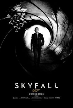 films posters, 007 skyfall, action movie posters, action movies 2012, film music and books, skyfall poster, movie posters original, movie posters 2012, bond film