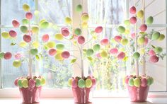 DIY Egg Tree. Perfect table centerpiece or mantle decor.
