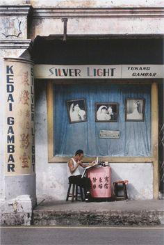Fred Herzog - Silver Light, 1989