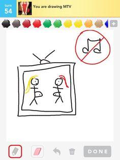 draw mtv, savori recip, spots, drawings, draw something, kids, music videos, mornings, eyes