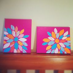 Mini Flower Bursts by Jennifer