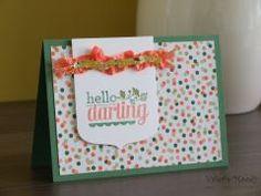 'Ello, Darlin'… Stampin' Up! Card