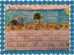 My students have a different reading log question each night. They write about their favorite part of the story, the setting of the story, the main character of the story, and about an important event. This is such a fun way to have kids reading and thinking about story elements! I can definitely tell who is reading and who is not!