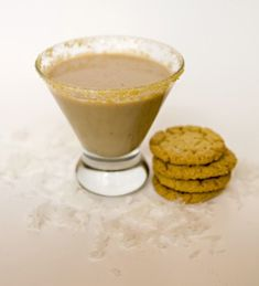 cooki cocktail, cocktail recipes, peppermint patties, winter holidays, layer cooki, drink recipes, cocktails, christma, the holiday