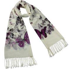 merino wool, butterflies, fine wool, dahlias, danc butterfli, scarf shawl, wool pashmina, scarves, pashmina scarf