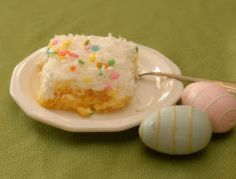 The Patterson Family: Easter Cake! (a family tradition!)