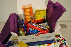 PEEPS Sweet Treat Box Giveaway!    Repin this image to be eligible to win it today, April 4, 2012. We'll randomly pick one repin and let the winner know in the comments. The box must be picked up at our office at 840 W. Hamilton Street in Allentown. Happy Spring!