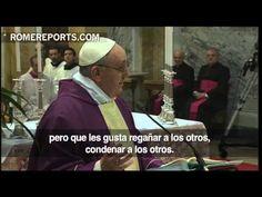 El Papa visita parroquia del Vaticano y saluda en la puerta a todos los asistentes