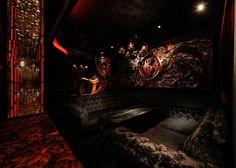 ETEETEI Bar & Lounge by Design Atelier Rondo, Yokohama – Japan