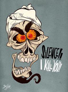 Achmed the Dead Terrorist by *Themrock on deviantART