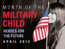 Top 10 Reasons I Admire Military Kids