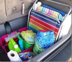 organization for the car