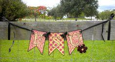 Florida State University Banner.