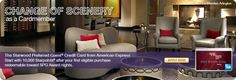 Starwood Preferred Guest (SPG) Credit Card - American Express: Best Card for Travel Rewards